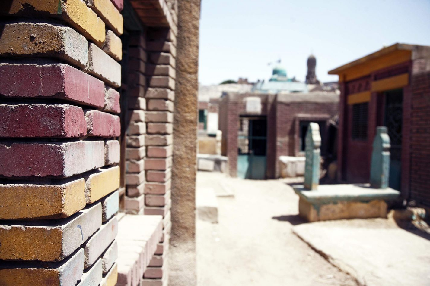 Anthony Ellis Photography: Submit to the Will - Coloured Bricks
