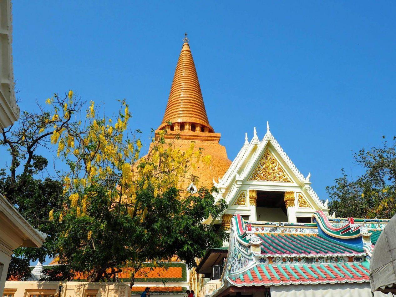 Hibiscus & Nomada : Thailand - Buddha Temple Wat Pho