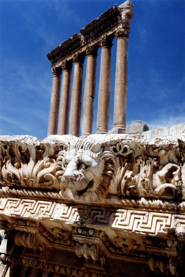 Anthony Ellis Photography: Confessions - Baalbeck