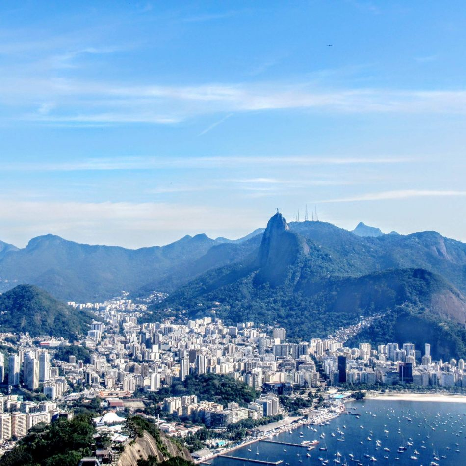 Hibiscus & Nomada : Brazil - Cristo Redentor