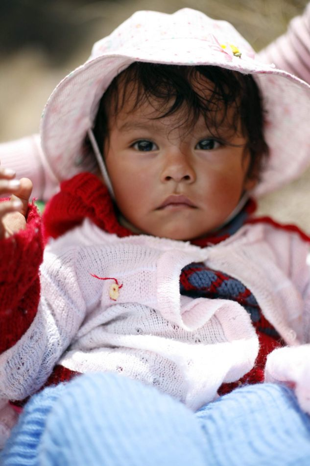 Anthony Ellis Photography: Apus - Quechua Baby