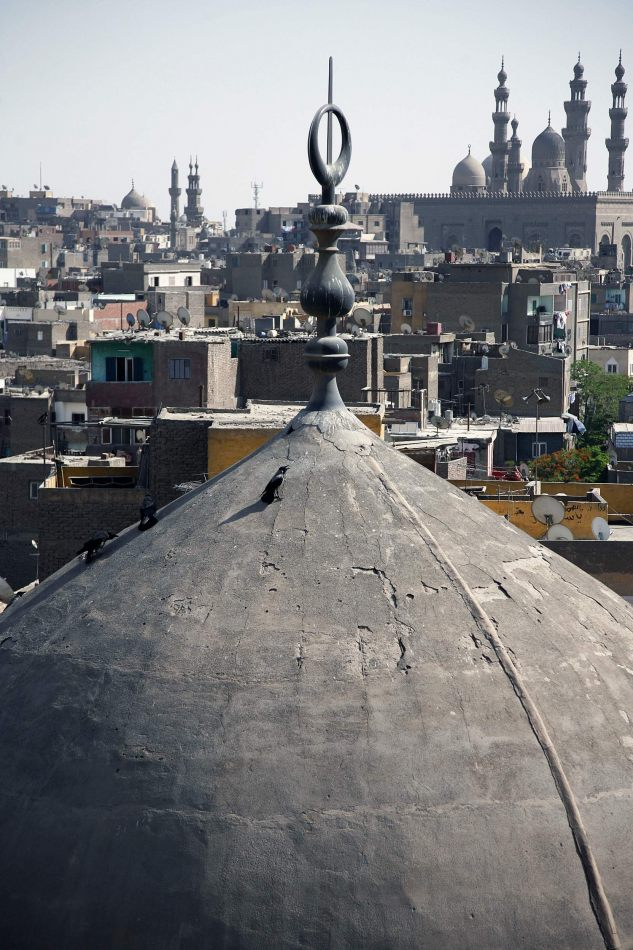 Anthony Ellis Photography: Submit to the Will - Old Cairo Rooftops and Domes