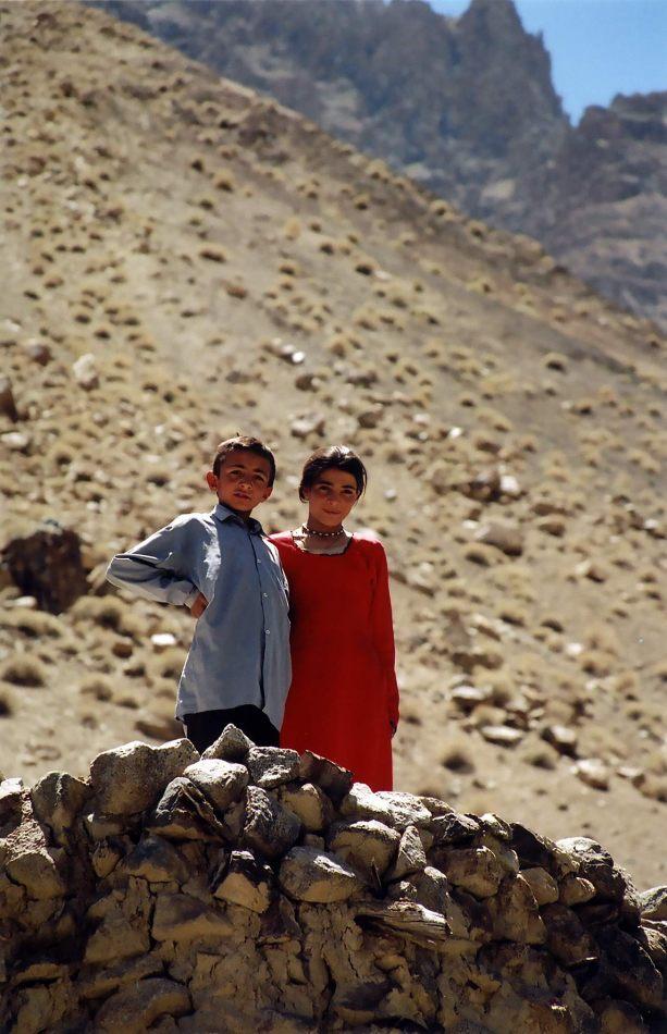 Anthony Ellis Photography: Zindabad - Brother and Sister