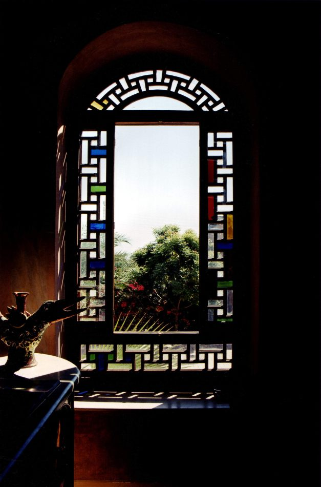 Anthony Ellis Photography: Submit to the Will - Stained Glass in the Al-Moudira