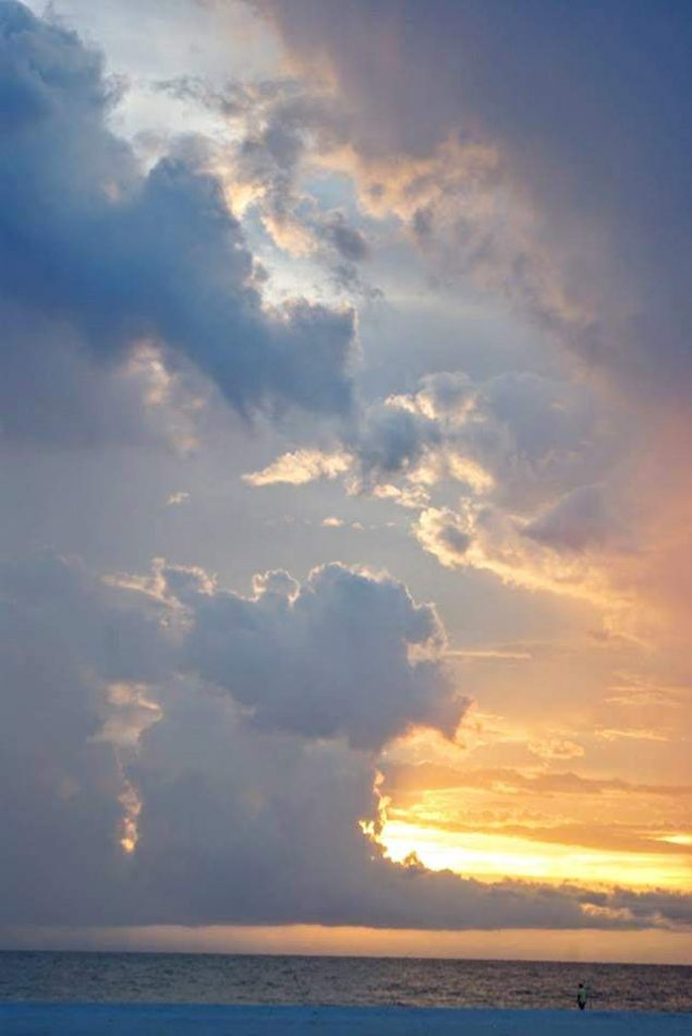 Hibiscus & Nomada : Florida - Sunrise in Clearwater Beach