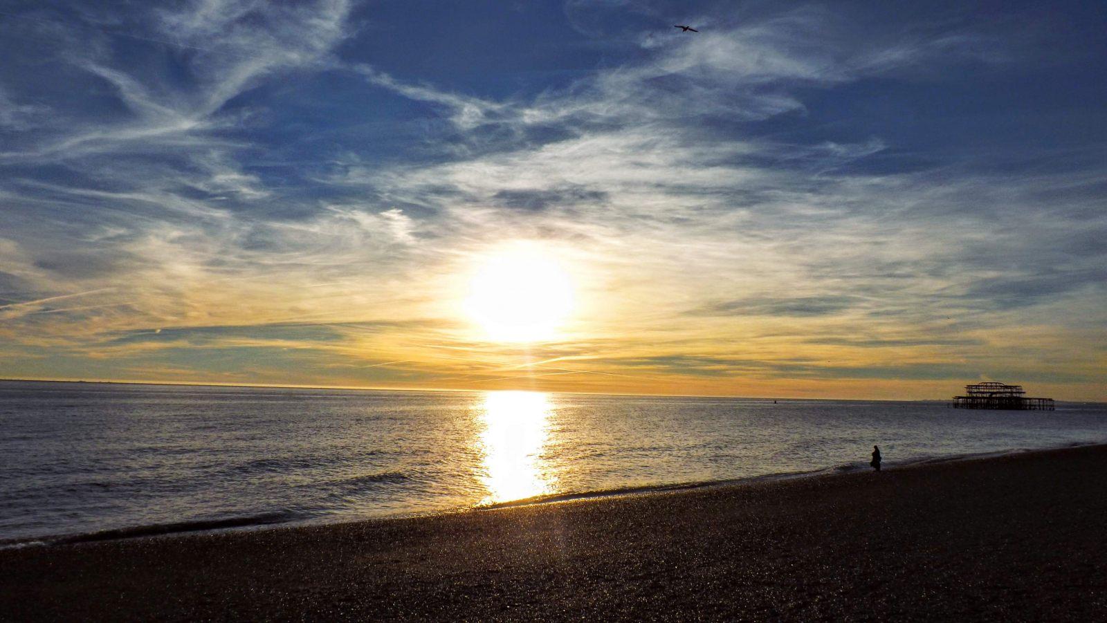 Hibiscus & Nomada : Brighton - Seafront