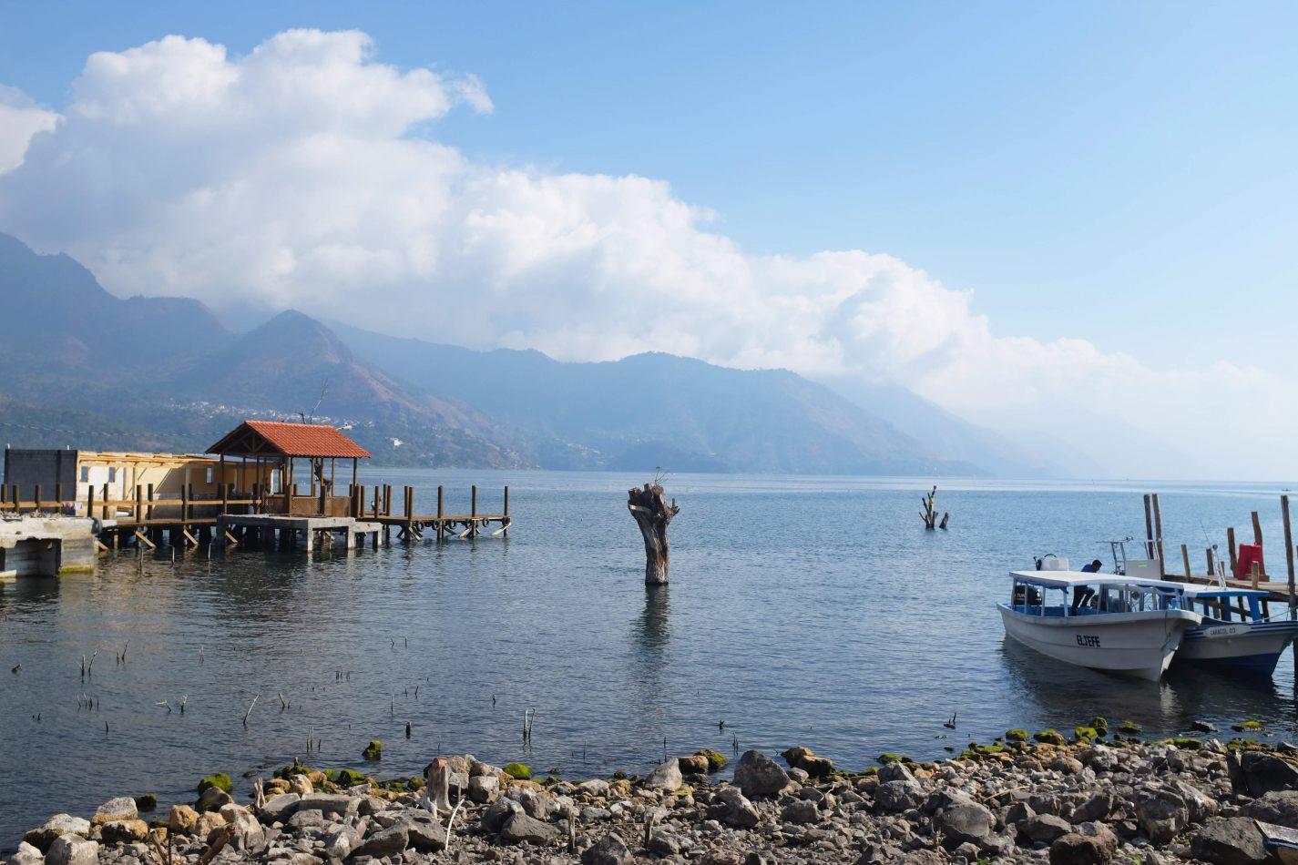 Hibiscus & Nomada : Lake Atitlan - San Juan La Laguna