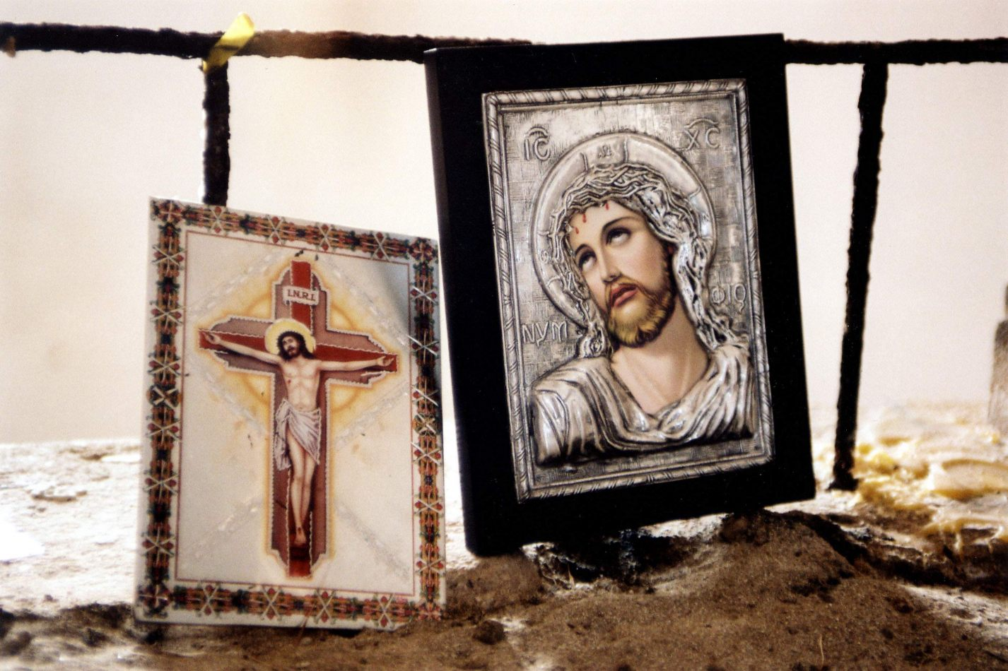 Anthony Ellis Photography: Ruins of the Missing - Pictures of Jesus