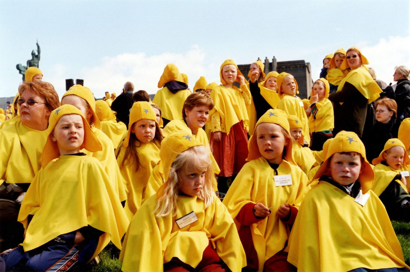 Anthony Ellis Photography: From the North - The Yellow People