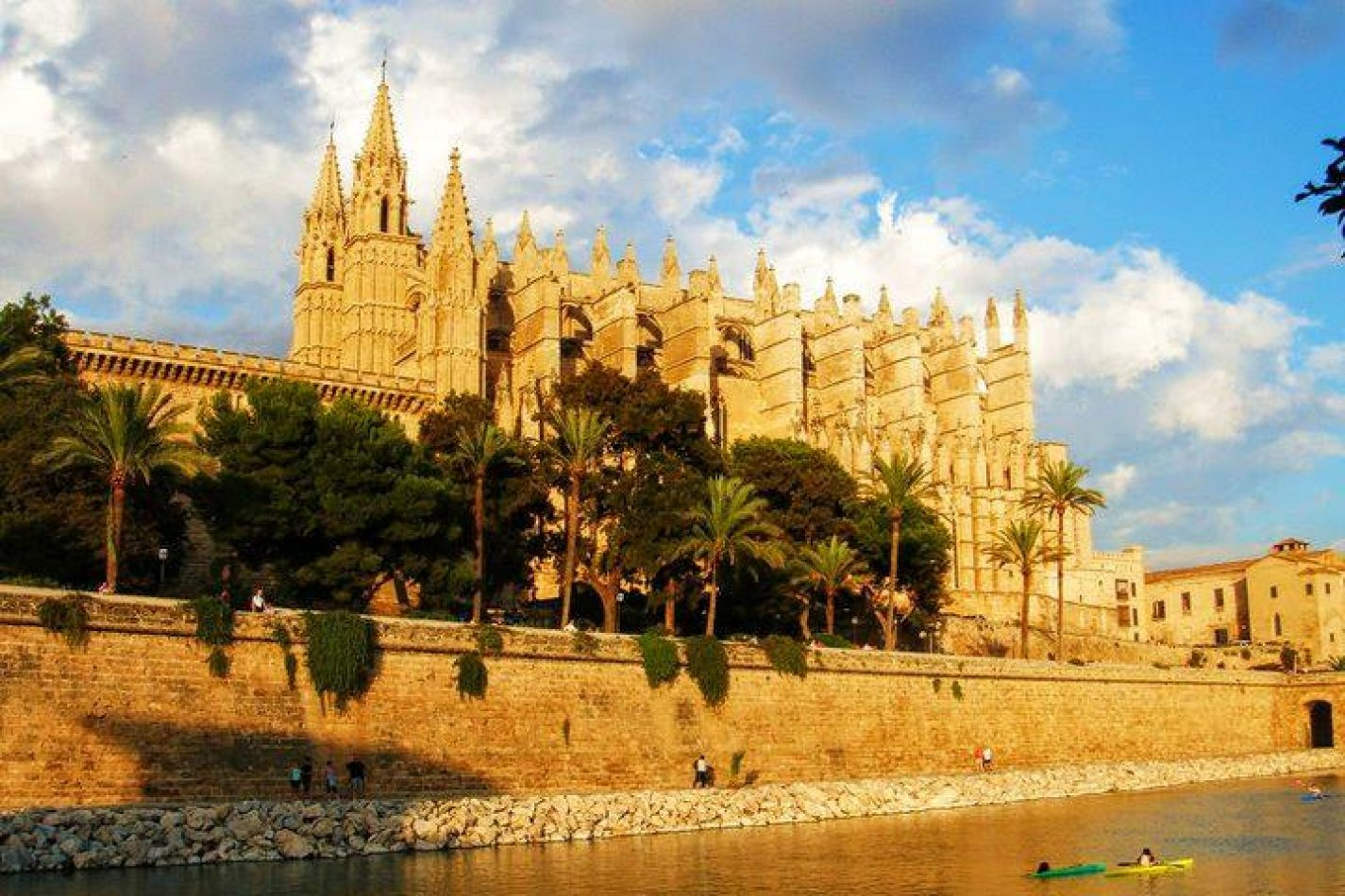 Hibiscus & Nomada : Palma de Mallorca - Palau de l'Almudaina