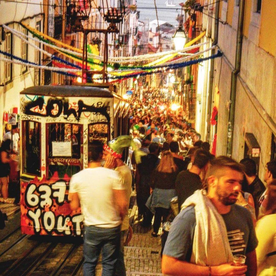 Hibiscus & Nomada : Lisbon - Nightlife in Bairro Alto