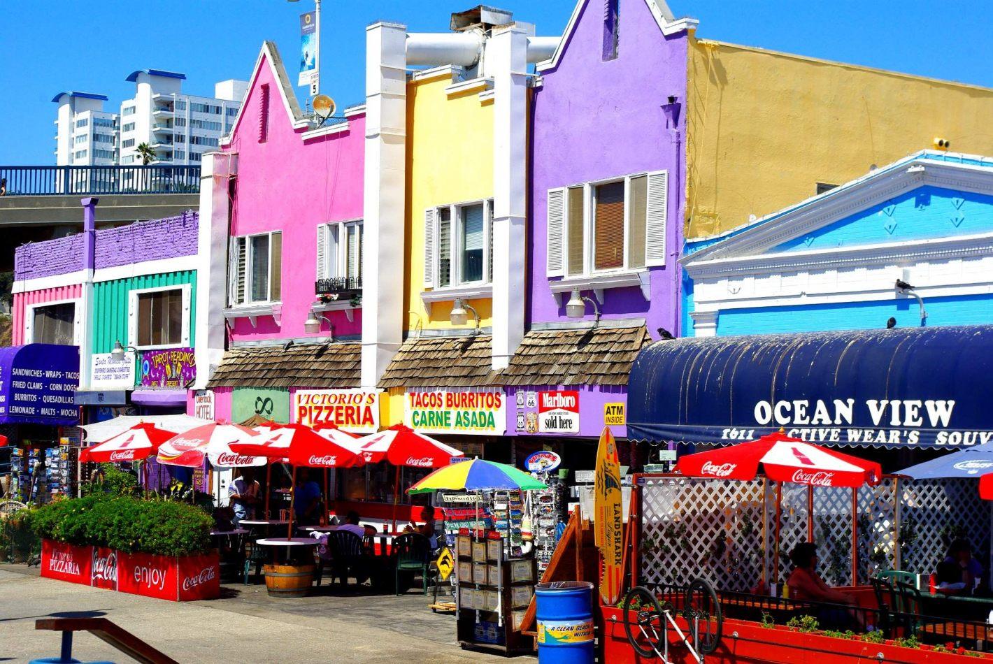 Hibiscus & Nomada : - - Venice Beach