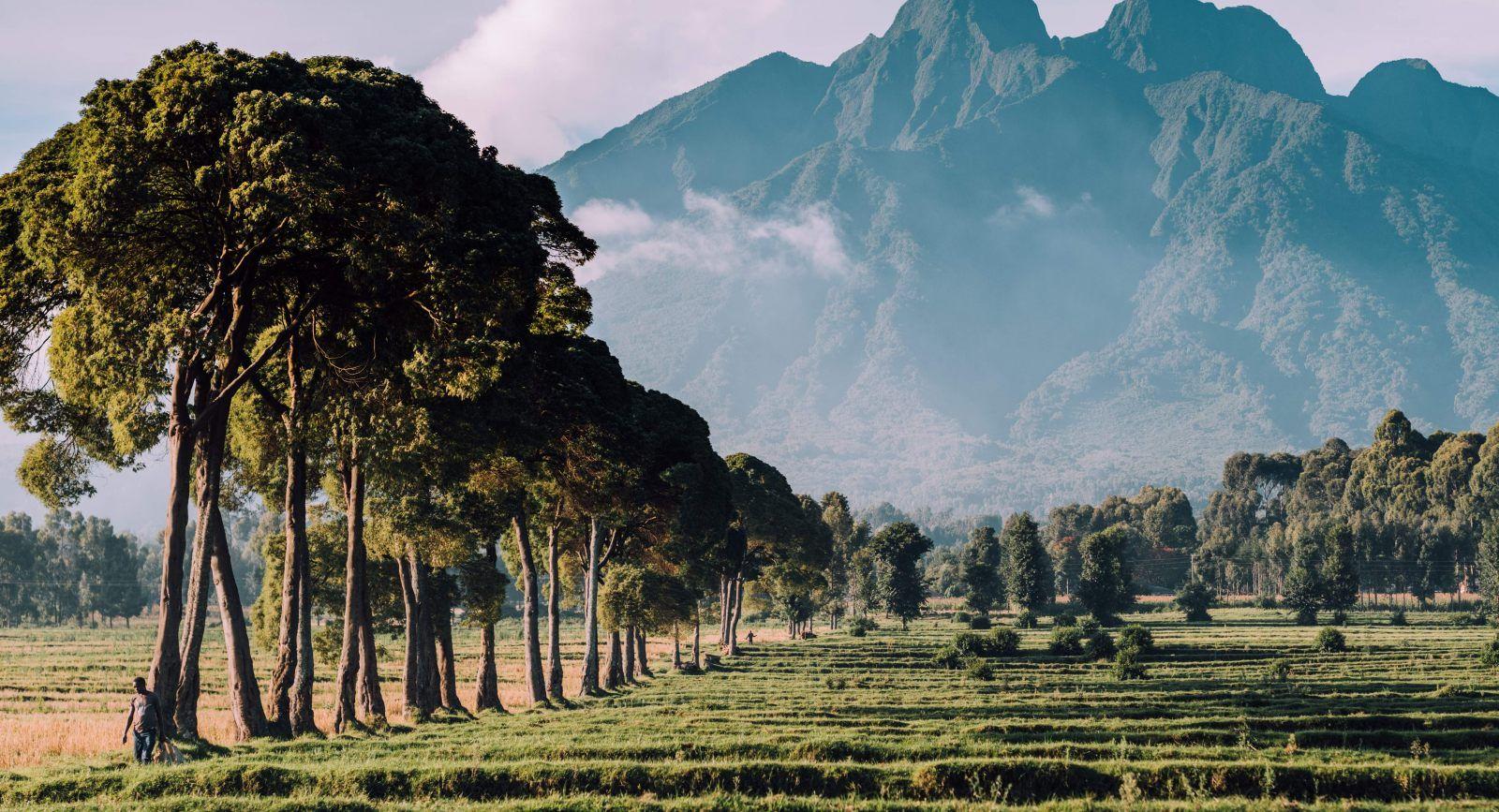 Rwanda  Land of Thousand Hills