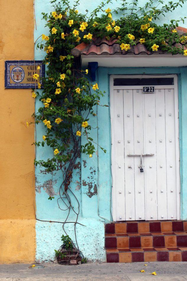 Anthony Ellis Photography: Antes del Refer� ndum - Mustard, Lemon Sky Blue and White