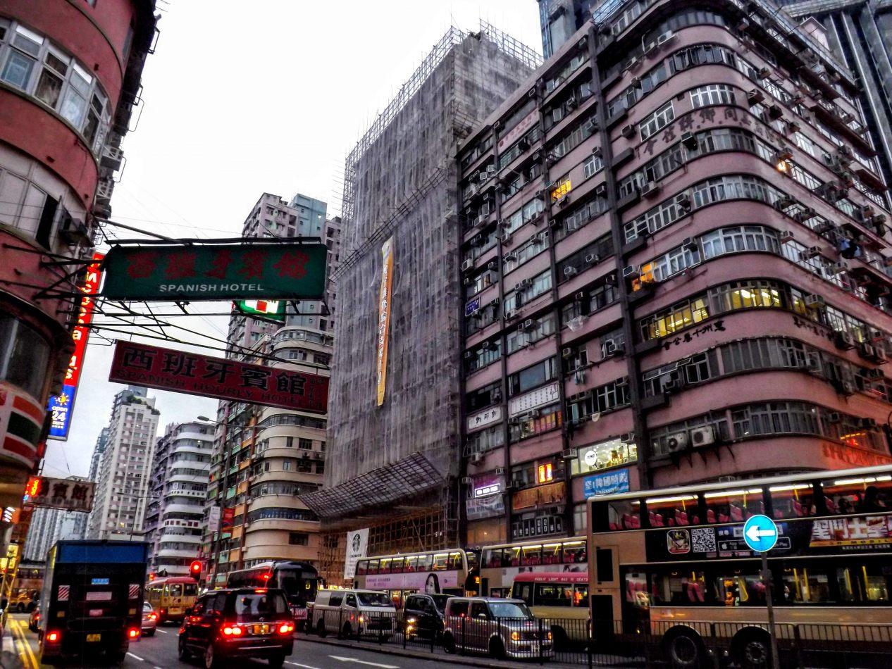 Hibiscus & Nomada : Hong Kong - Kowloon
