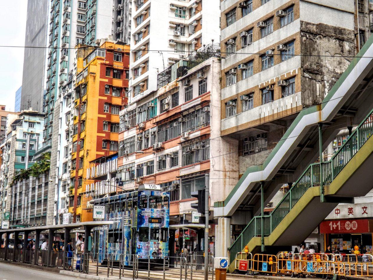 Hibiscus & Nomada : Hong Kong - Quarry Bay