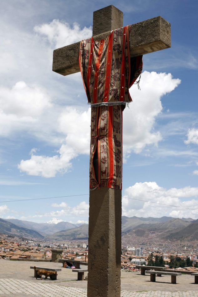 Anthony Ellis Photography: Apus - Christ in the Andes