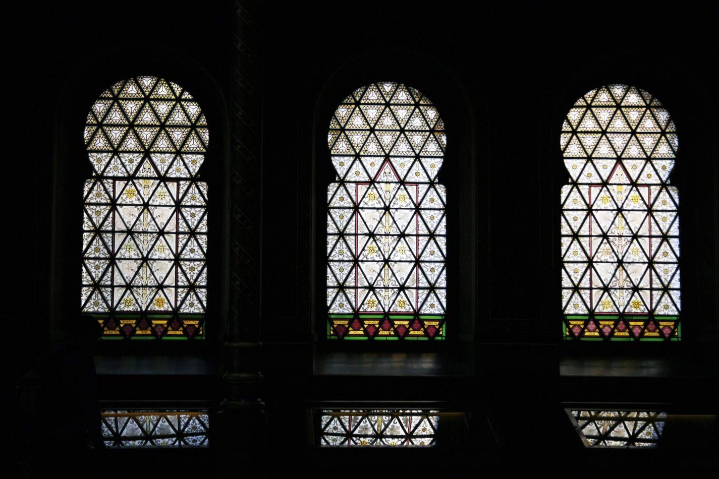 Anthony Ellis Photography: Symphonia - Three Wise Windows