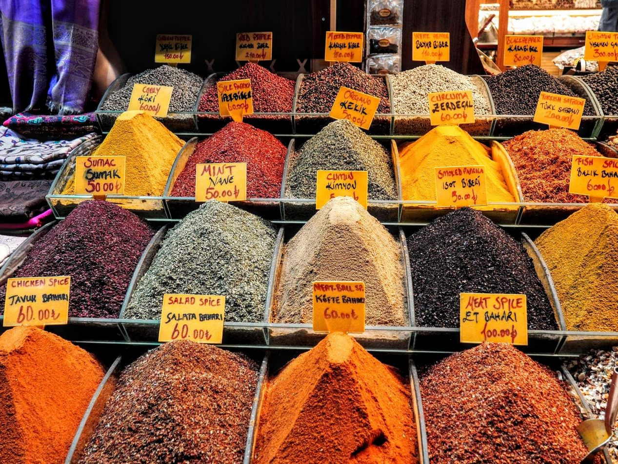 Hibiscus & Nomada : - - Spices