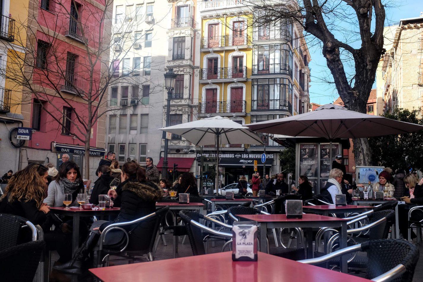 Hibiscus & Nomada : Madrid