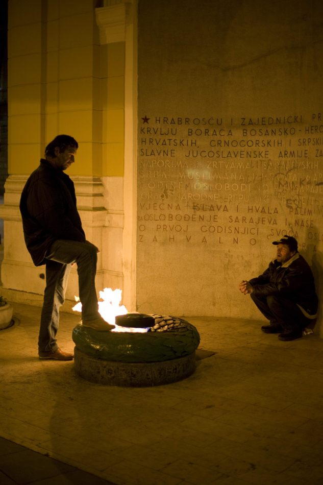 Anthony Ellis Photography: Empty Shells - Eternal Flame