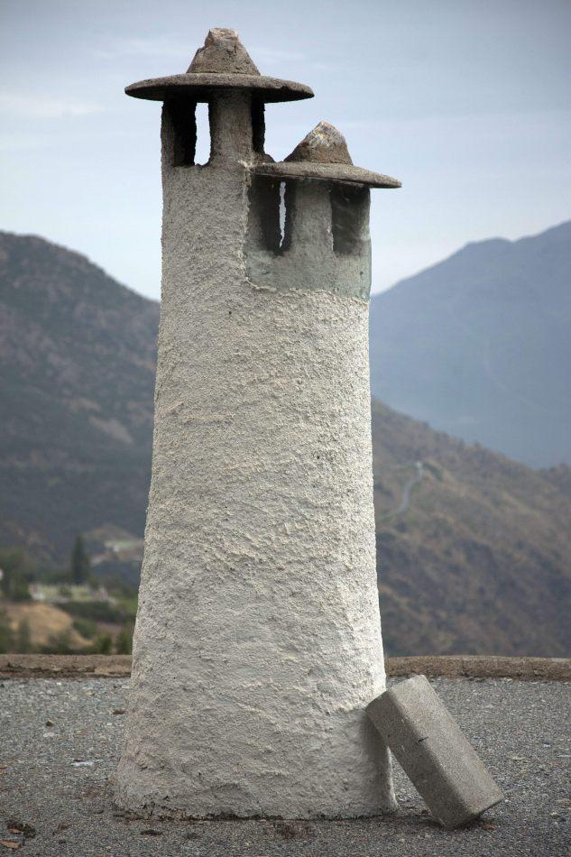 Anthony Ellis Photography: Around the Edges - Don Quixote Chimneys