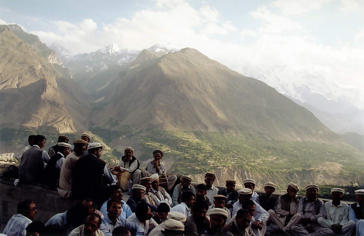 Anthony Ellis Photography: Zindabad - Hunza Elders