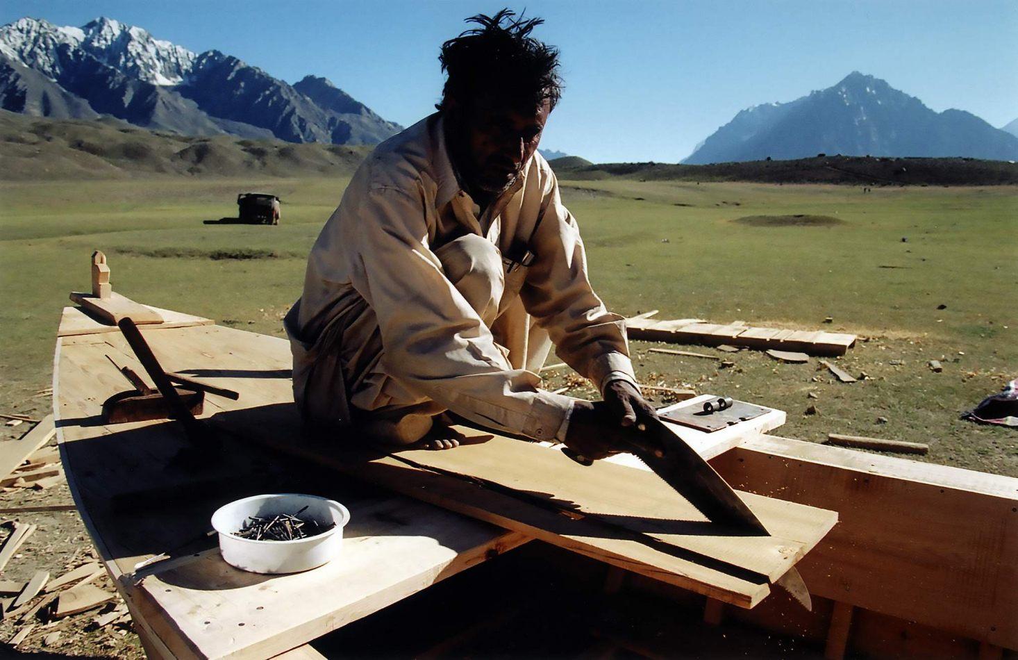 Anthony Ellis Photography: Zindabad - The Boat Maker