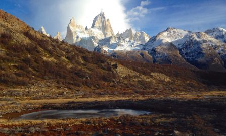 El Chalt� n   � Paradise for trekking in Patagonia