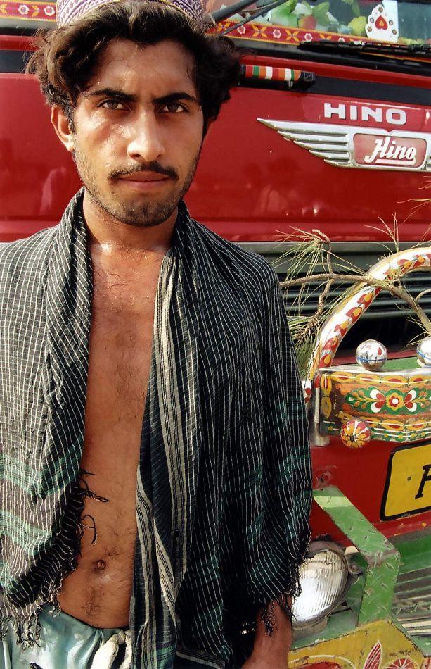 Anthony Ellis Photography: Zindabad - Jangly Truck Driver