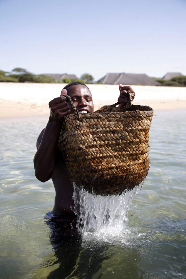 Anthony Ellis Photography: Luga Moja Haitoshi - A Basket Full of Fish