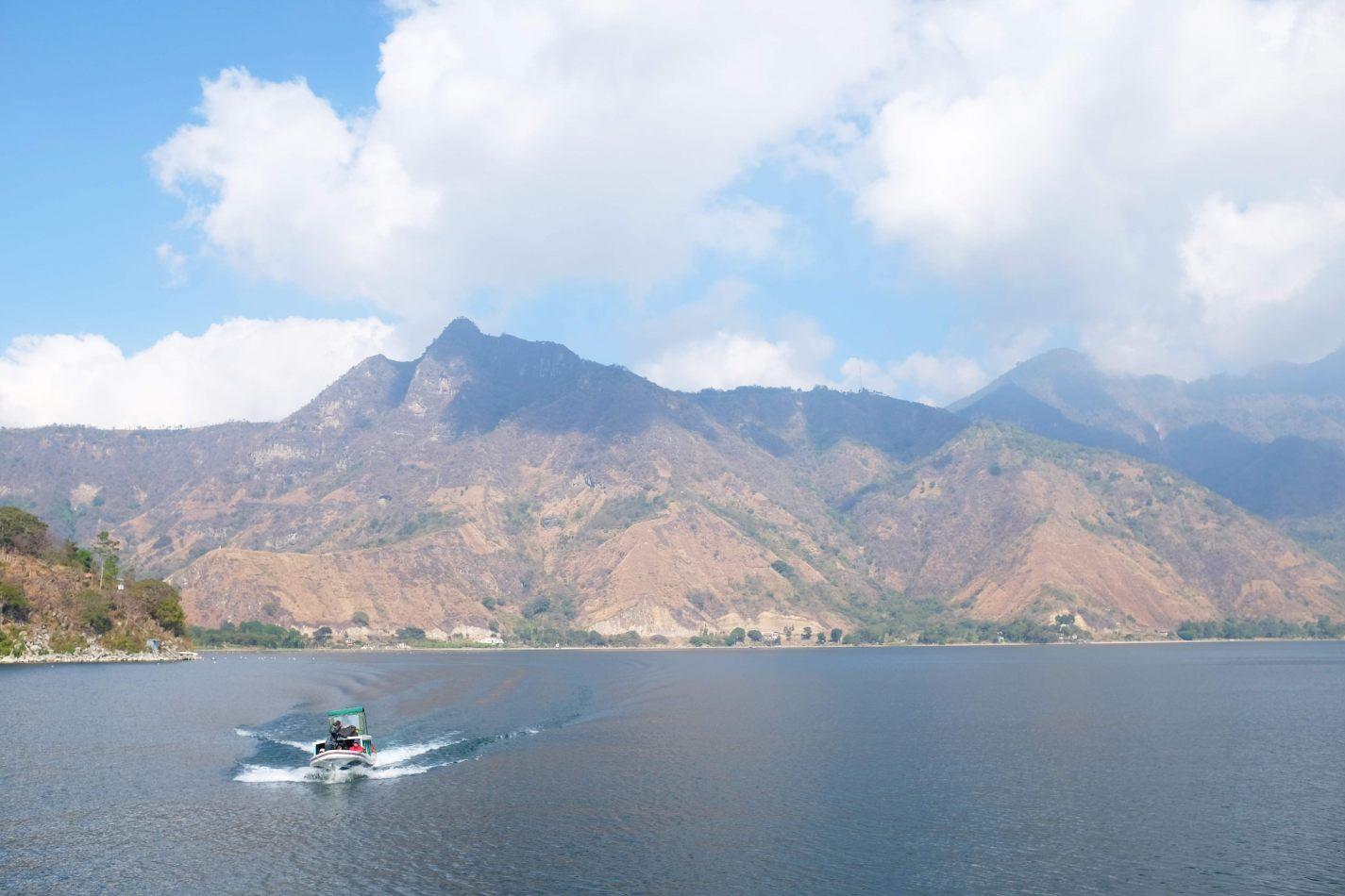 Hibiscus & Nomada : Lake Atitlan - Lake Atitlan