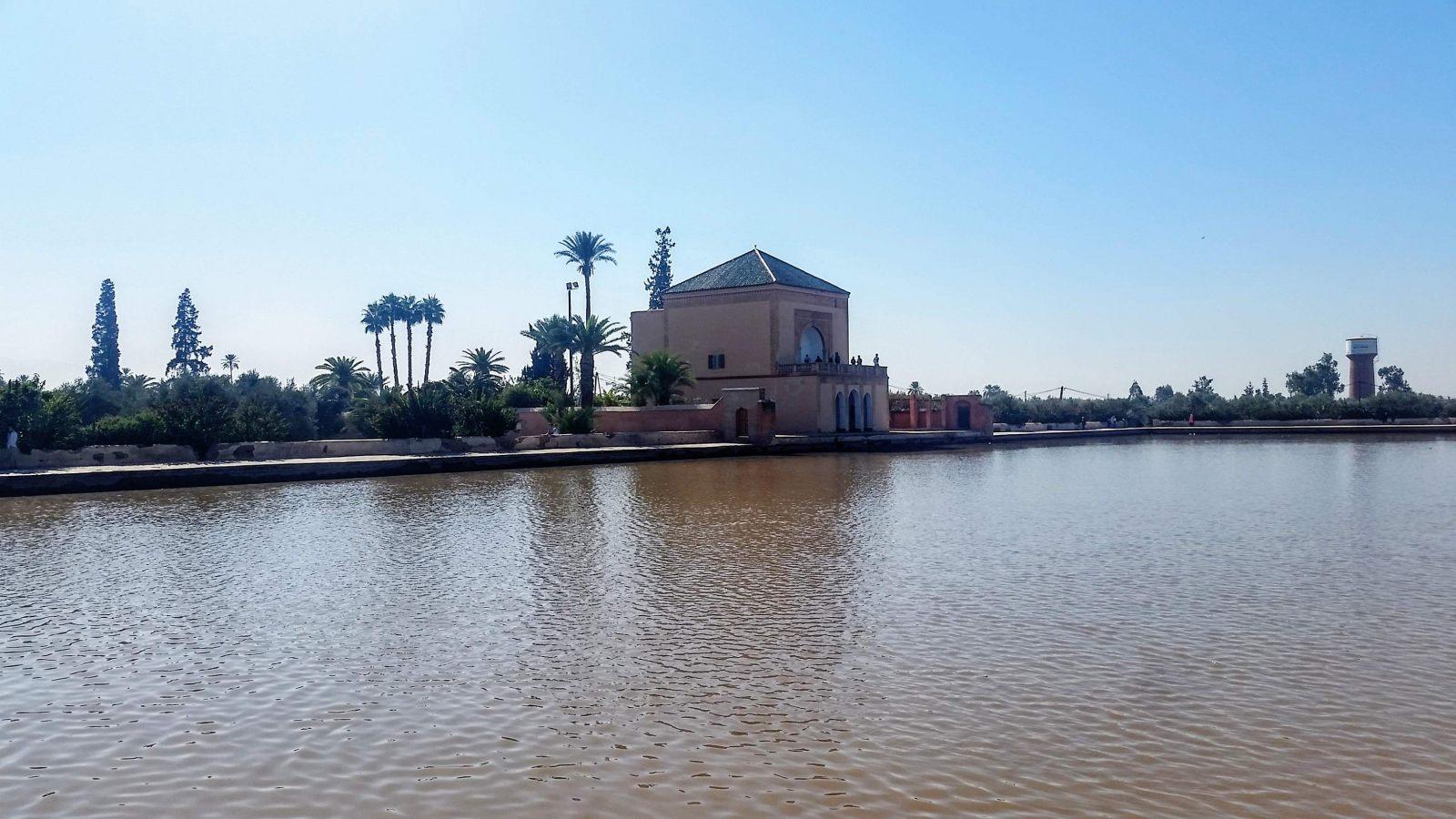 Hibiscus & Nomada : Marrakech - Menara Gardens