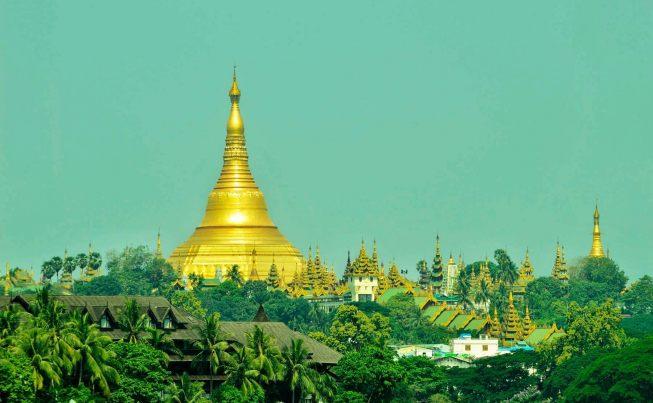 Myanmar Exploring Yangon