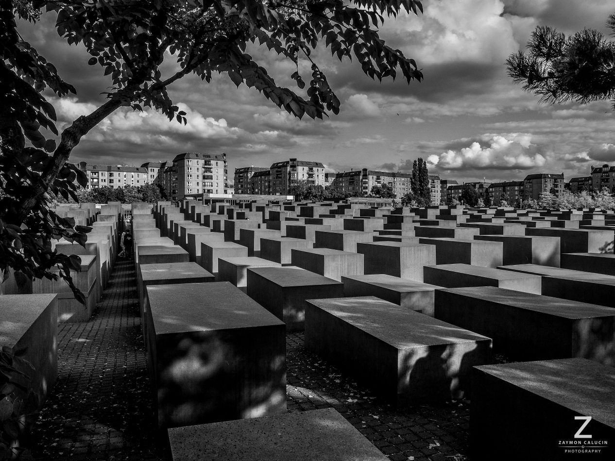 zmcalucin: Berlin - Memorial to the Murdered Jews of Europe