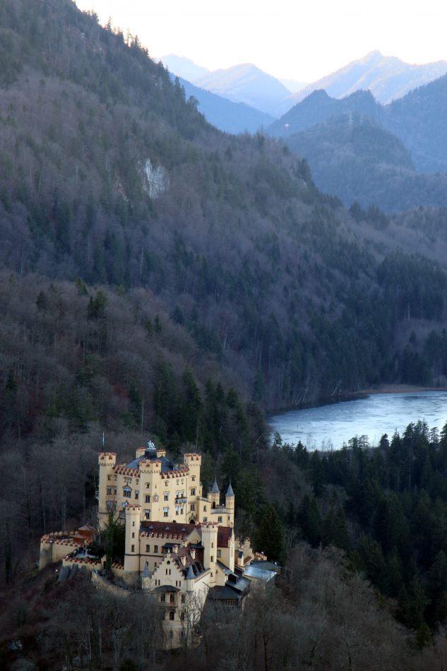 Anthony Ellis Photography: Das Ist - Schloss Hohenschwangau