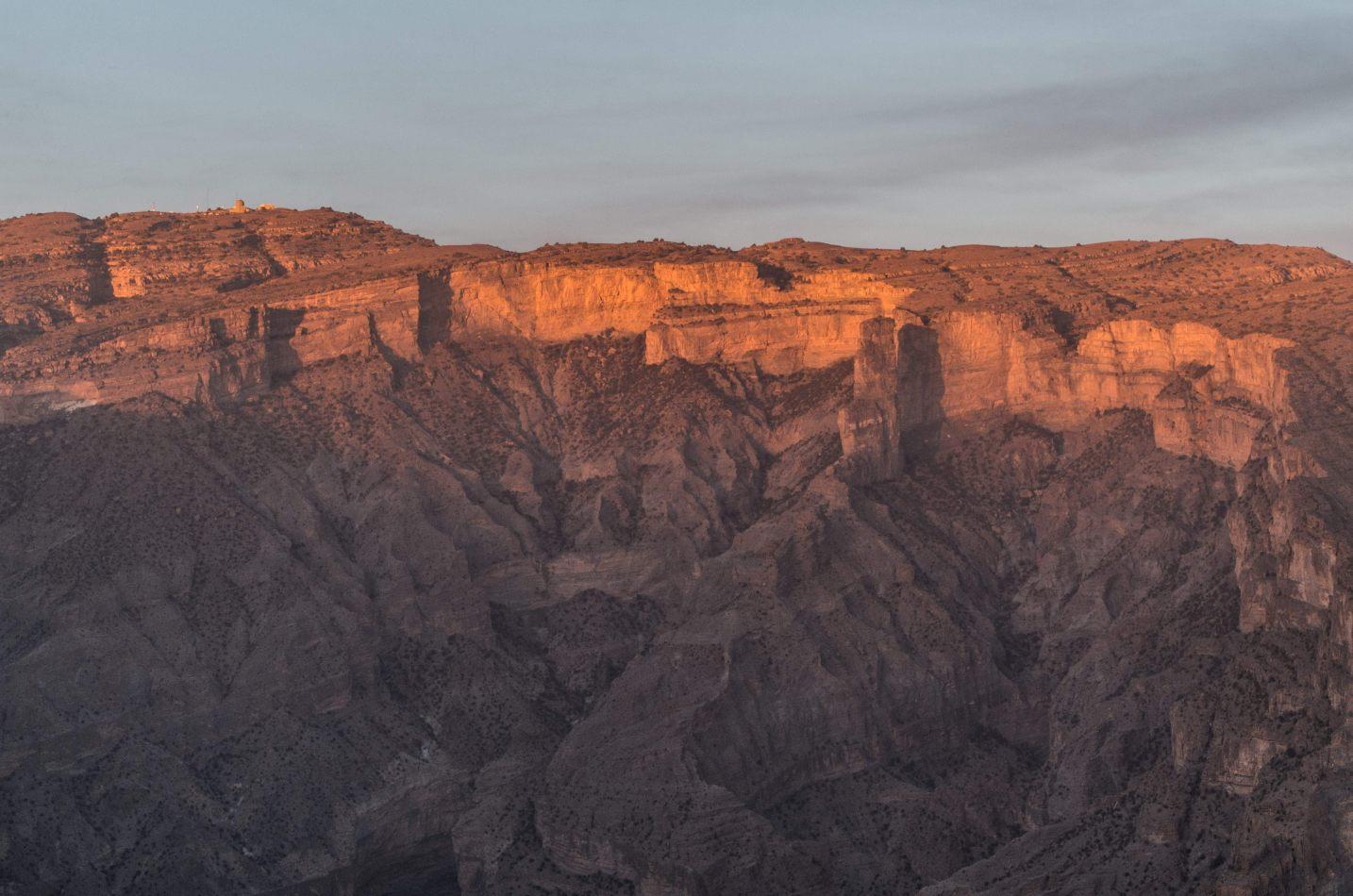Hibiscus & Nomada : Oman - Djebel Shams