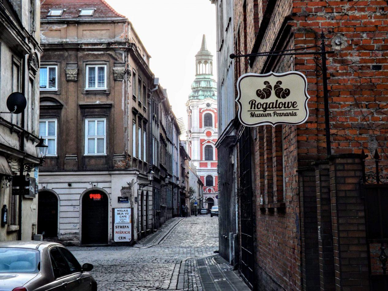 Hibiscus & Nomada : Poznan - Bo. Poznan