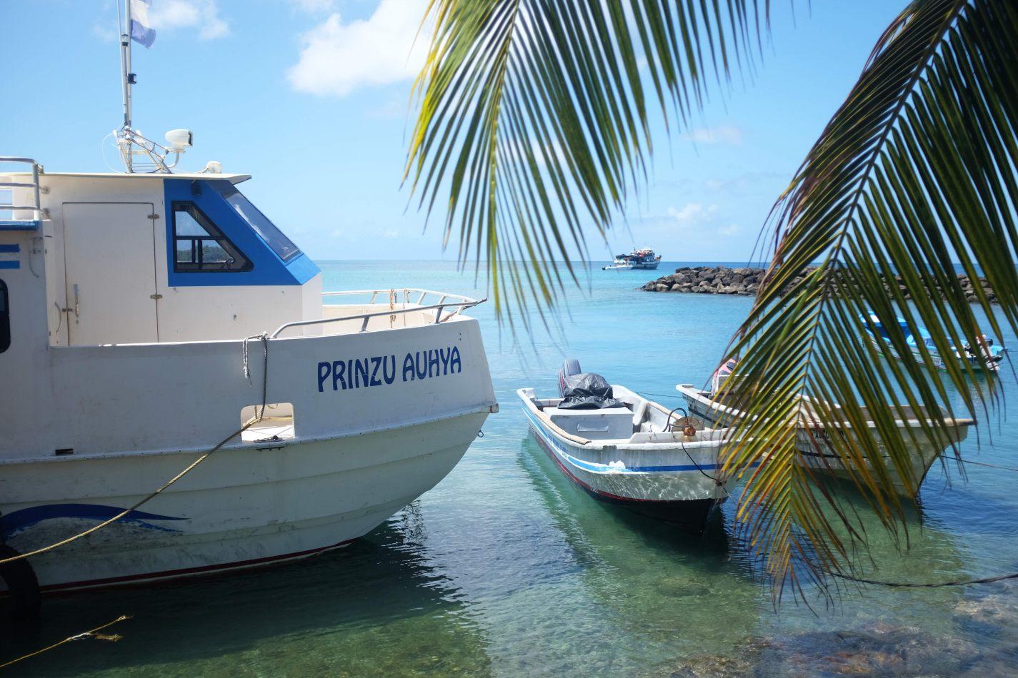 Hibiscus & Nomada : Corn Islands - Big Corn Island, Ferry Dock