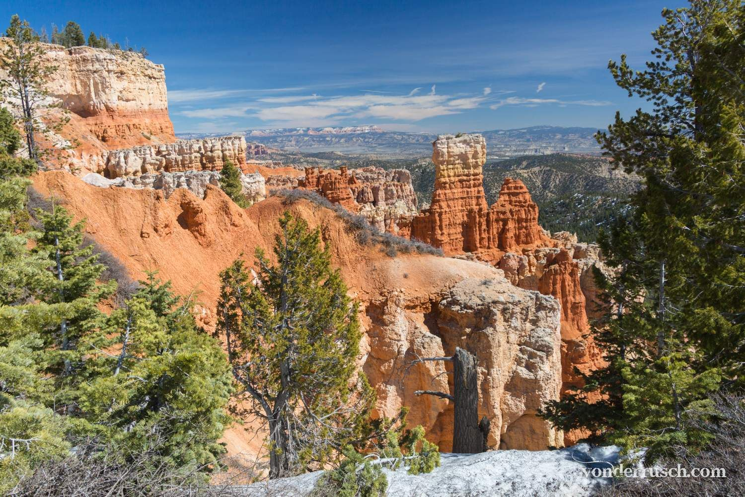 Agua Canyon     Bryce Canyon NP USA