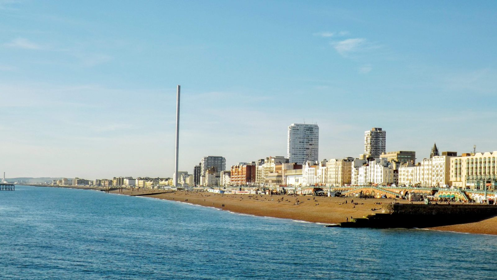 Hibiscus & Nomada : Brighton - View from the Pier