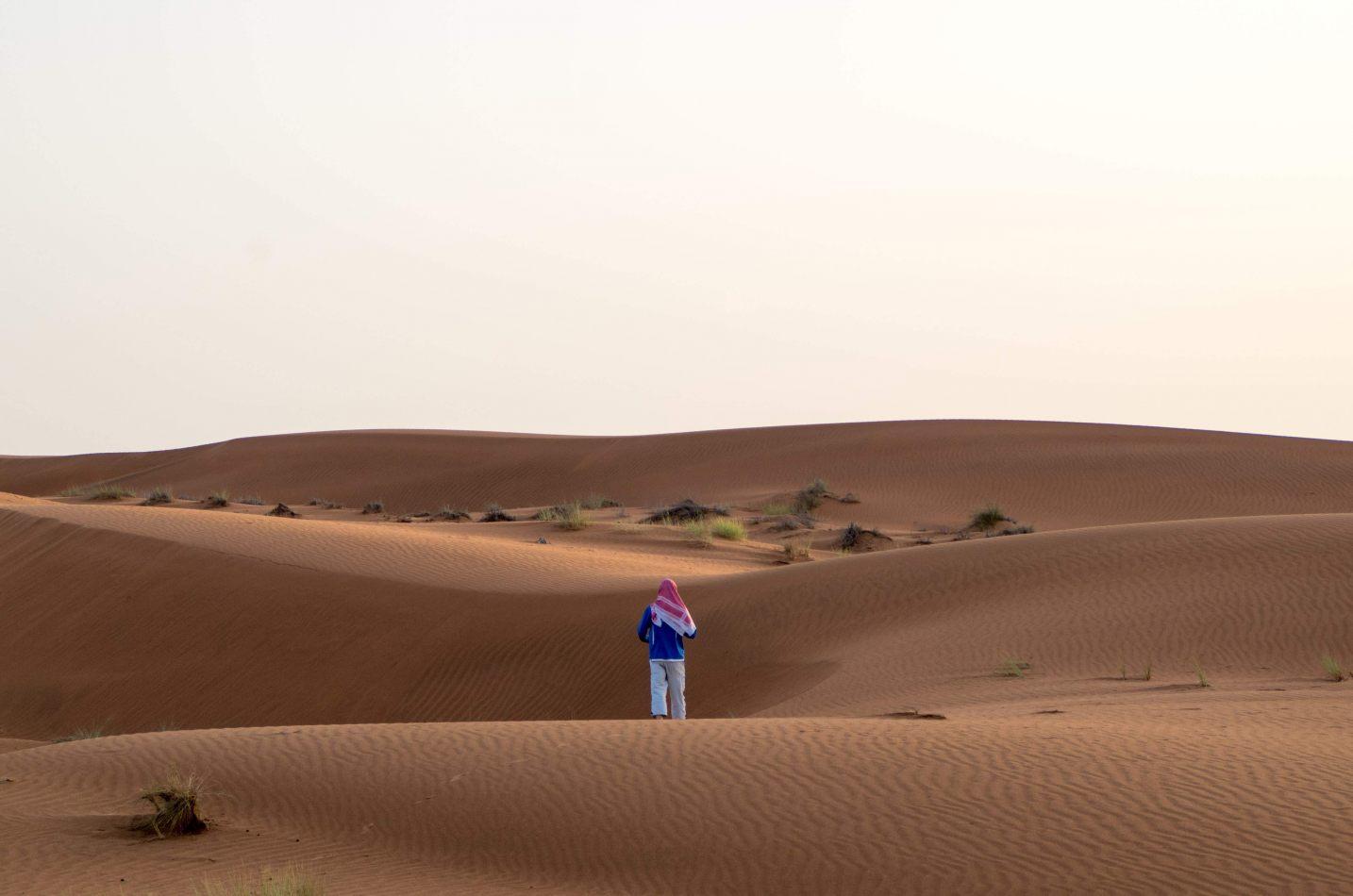 Hibiscus & Nomada : Oman - Sand Dunes