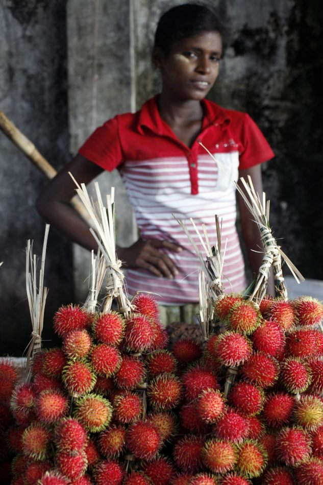 Anthony Ellis Photography: The Calm before the Storm - Rambutan