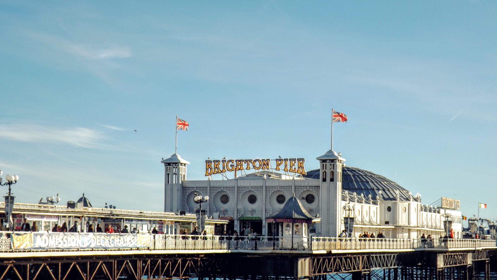 Hibiscus & Nomada : Brighton - Brighton Pier
