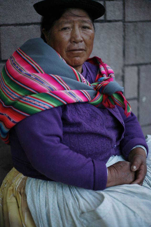 Anthony Ellis Photography: Apus - Proud Cholita