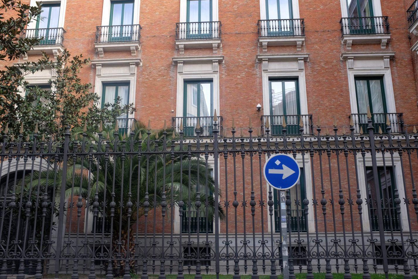 Hibiscus & Nomada : Madrid - Chocolateria San Gines