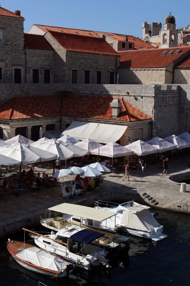 Anthony Ellis Photography: Pine Needles and Broken Tiles - Dubrovnik Harbour