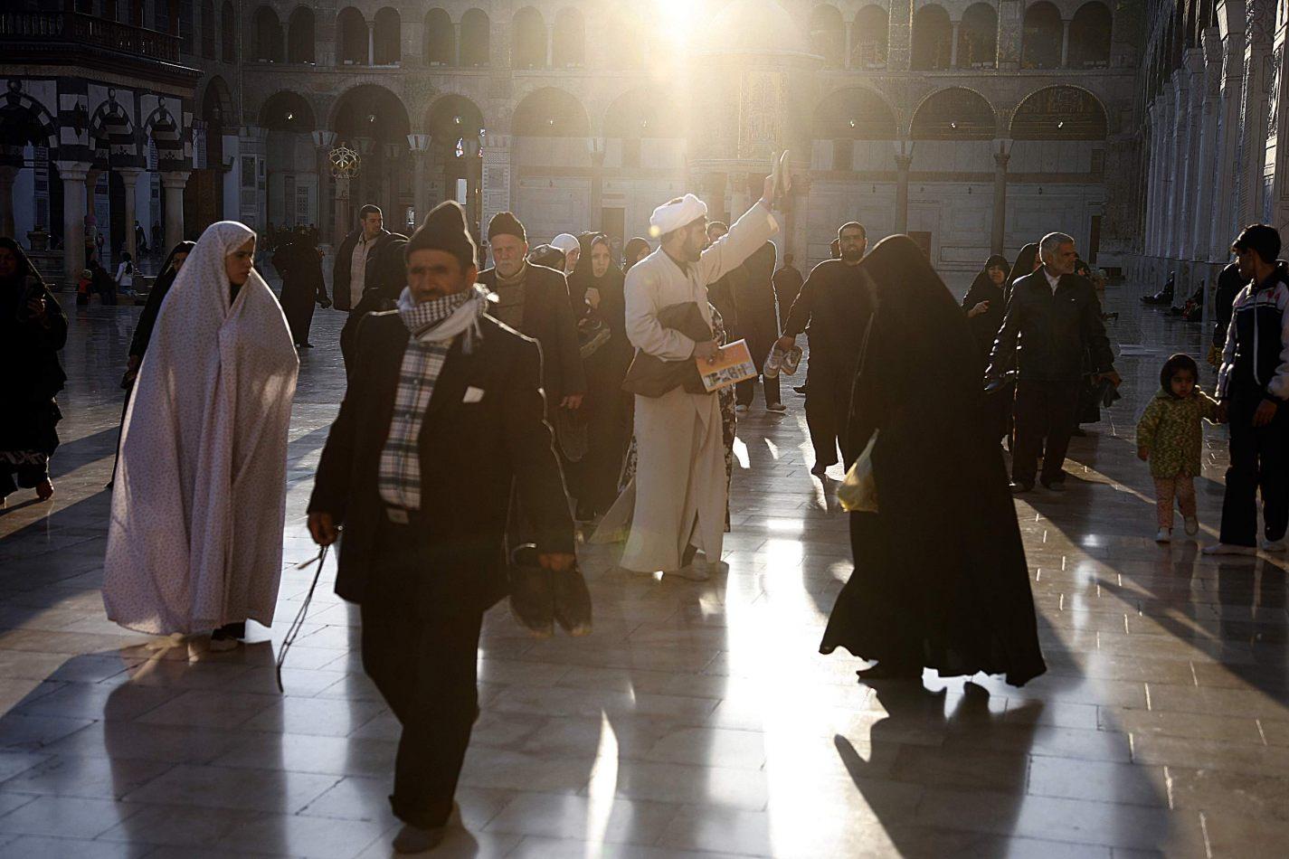 Anthony Ellis Photography: Shadows and Steps - Bilad al-Shams