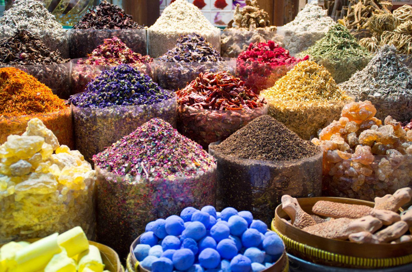 Hibiscus & Nomada : Oman - Souk
