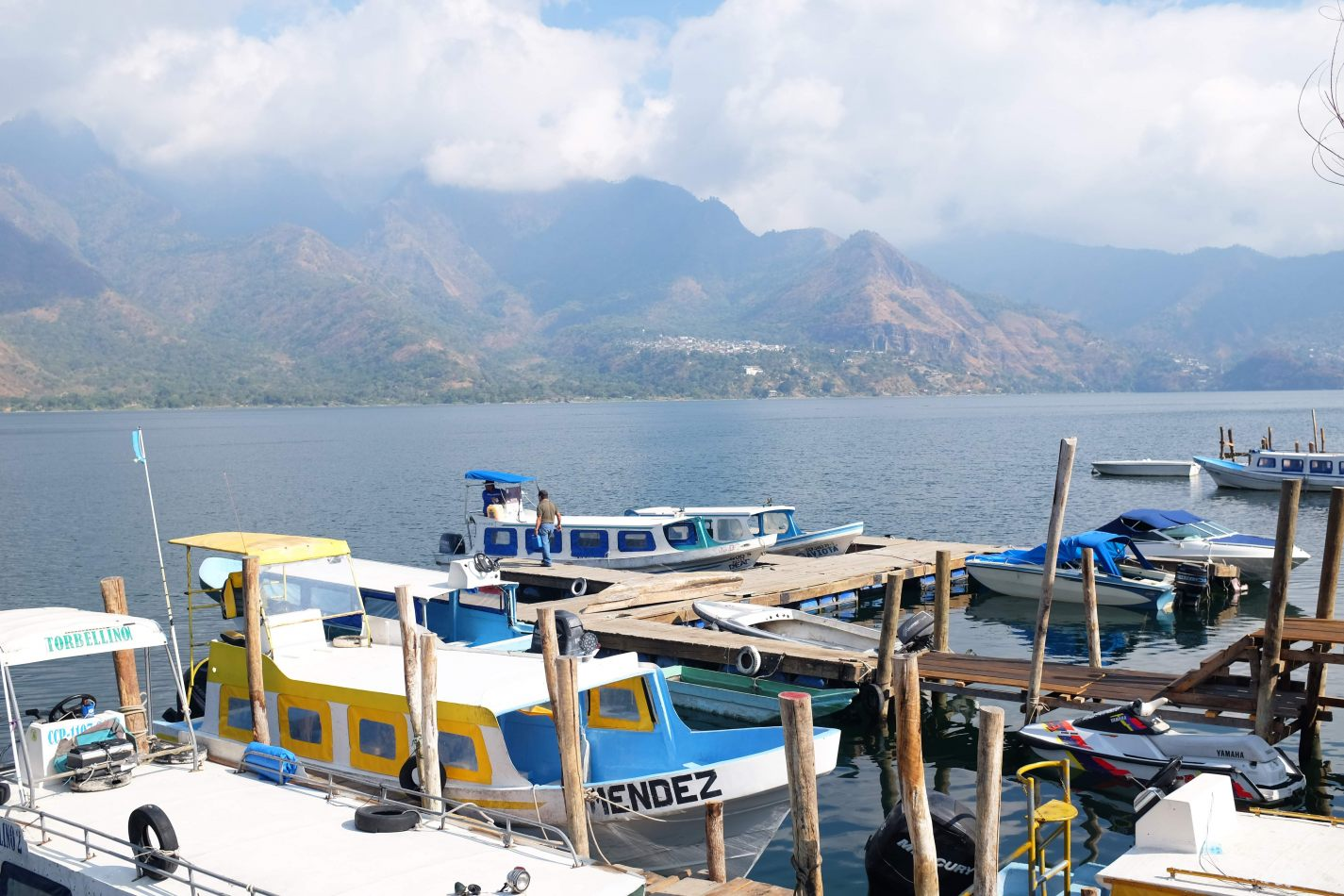 Hibiscus & Nomada : Lake Atitlan - San Pedro La Laguna